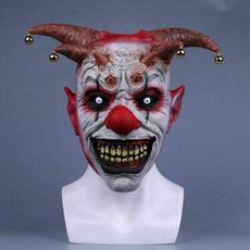 jokermask, latex, Cosplay, clownmask