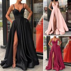 Swing dress, Club Dress, Fashion, soliddres
