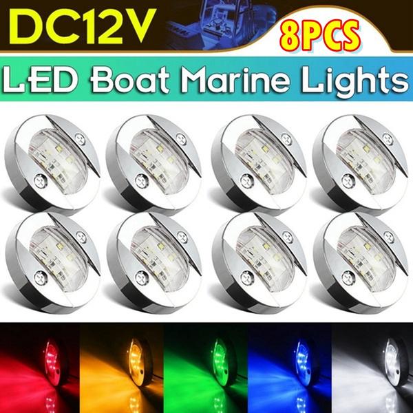 Anchor, ledboatlight, sternlight, ledmarkerlight