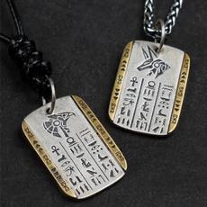 Silver Jewelry, necklaces for men, egyptianjewelry, Jewelry