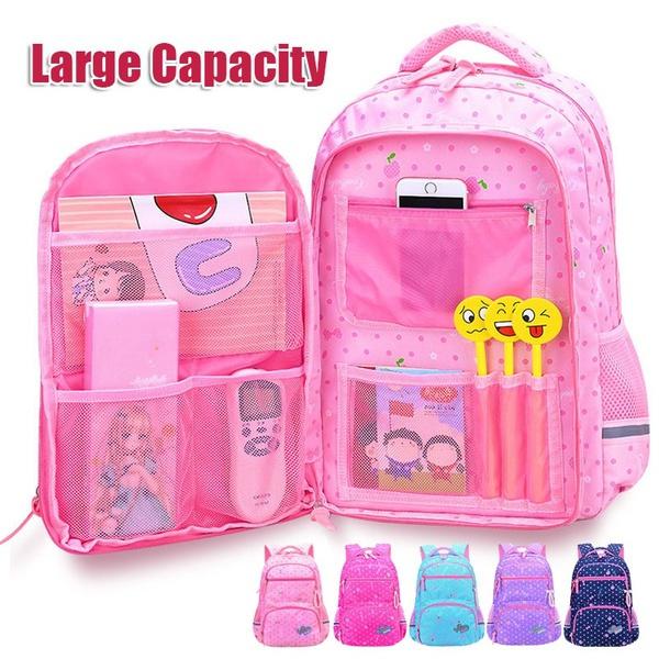women bags, School, Capacity, Waterproof