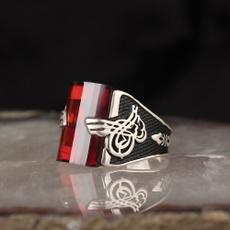 Sterling, ringsformen, trending, gift for him