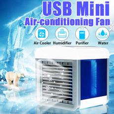 Mini, airconditioningfan, aircooler, usb