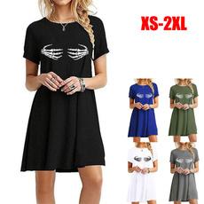 Summer, Fashion, Dress, summer dress