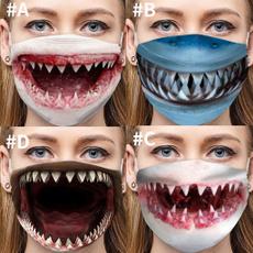 scary, Shark, Fashion, Gifts