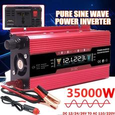 convertisseur, Transformer, Outdoor, solarpowerinverter