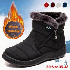 Fashion, Winter, Womens Shoes, Waterproof