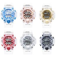 Digital Watch, Waterproof, Luminous, Clock