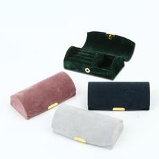 Storage Box, Box, Beaded, velvet