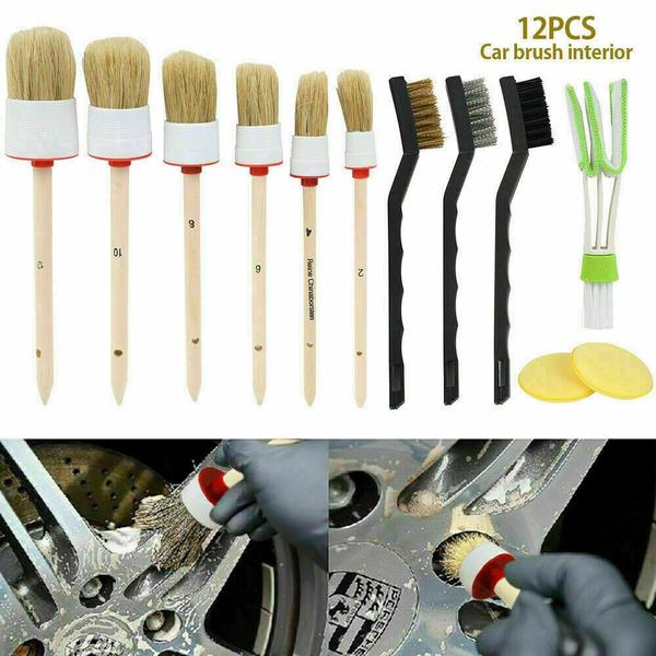 carcleaningbrush, Kit, cardetailingbrush, carwashingbrush