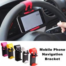 carnavigatorbracket, steeringwheelphonebracket, phone holder, Phone