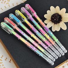 highlighterpen, writinggirlpaintingpen, Colorful, paintingpen