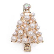 DIAMOND, Pins, christmasjewellery, brooch