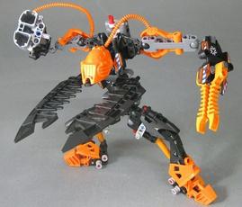 Star, diy, bionicle, blocksfigure