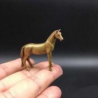 Brass, horse, littlecopperhorseornament, copperornament