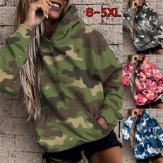 fashion women, Casual Hoodie, Tops & Blouses, Oversize