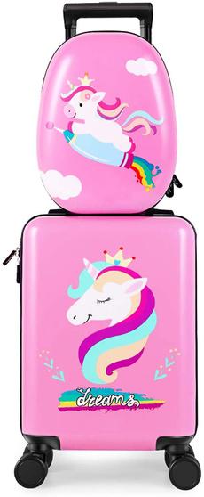 pink, Backpacks, pinktravelluggageset, Luggage