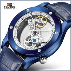 Men Business Watch, Casual Watches, stainlesssteelstrap, Waterproof