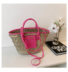Beautiful, Summer, Capacity, Shoulder Bags