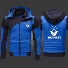 Jacket, hooded, renault, Athletics