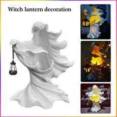 ghost, Halloween Decorations, witchdecorationlamp, ghostdecorationwithlantern