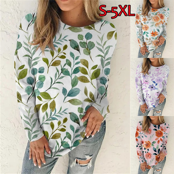 blouse, Plus Size, Tops & T-Shirts, Women Blouse