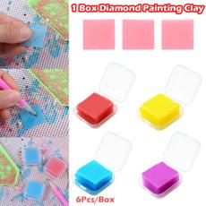 Box, DIAMOND, diamondpaintingglue, Jewelry
