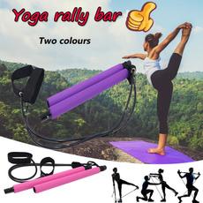 pink, Home & Kitchen, fitnessbandrope, Yoga