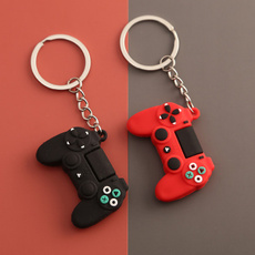 gamekeychain, Key Chain, Jewelry, couplekeychain