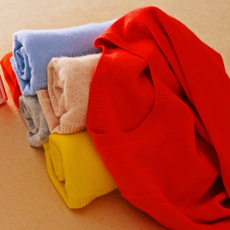Wool, Necks, Sleeve, Long Sleeve