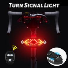 warninglamp, Bicycle, Rechargeable, turnsignallight
