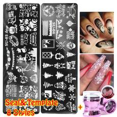 nailstamper, nailartstamp, flowernailart, Beauty