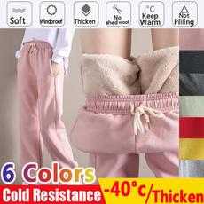 cottonpant, Winter, Casual pants, thickeningpant