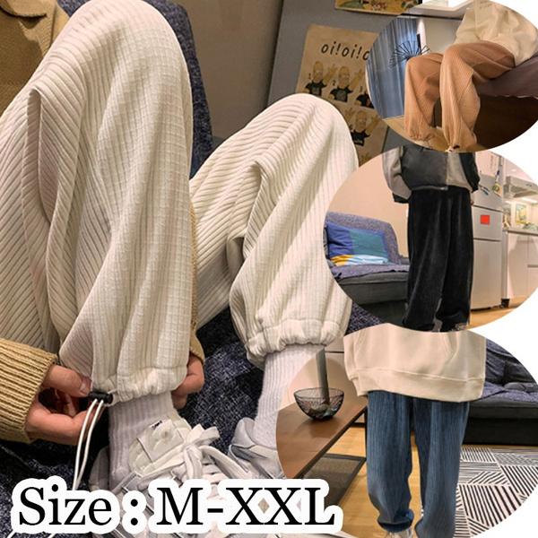 Fashion, Casual pants, pants, men clothing