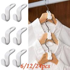 organizersandstorage, Hangers, Closet, savespacehanger