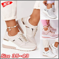 , wedge, Sneakers, Fashion