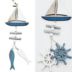 Jewelry, Wooden, fish, Ornament