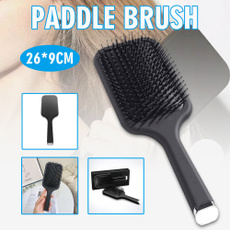 Brushes & Combs, Combs, antistatic, paddle