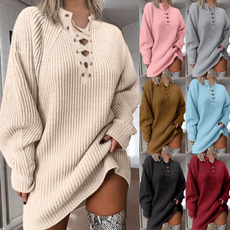 autumnwinter, Fashion, Lace, Long Sleeve
