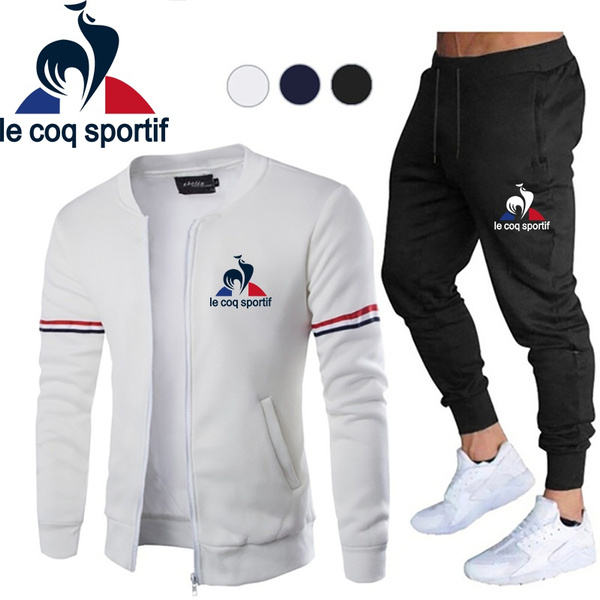 Stand Collar, Fashion, lecoqsportif, fitnesssuit