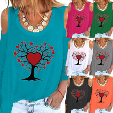 fashionprinting, Plus Size, Tops & Blouses, Graphic T-Shirt