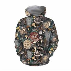 3D hoodies, Fashion, Sleeve, Funny