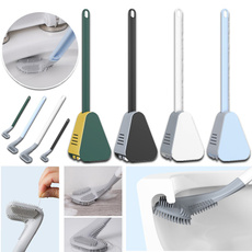 Head, toiletcleaningbrush, Silicone, toiletbrush