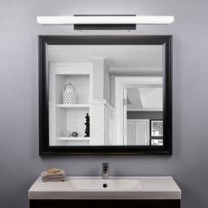 Steel, Stainless, Bathroom, Modern