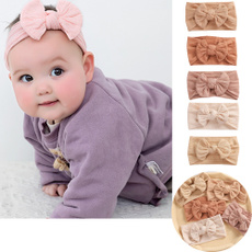 stretchnylonturban, Nylon, babyheadband, fabrichairband