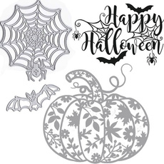 decoration, Bat, spidercuttingdiemold, halloweencuttingstencil