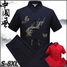 kungfuclothing, blouse, kungfusuit, embroideredhanfusuit