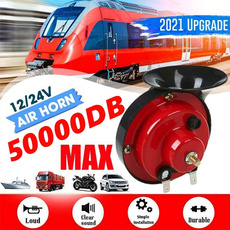 trainhorn, Cars, loudspeakerhorn, airhorn