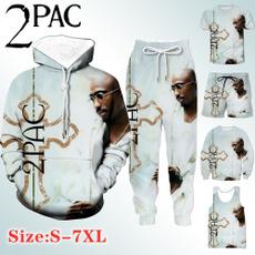 summer t-shirts, Men's vest, 3dprintmenshort, pants