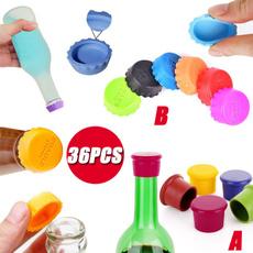 winebottlestopper, Bottle cap, Silicone, Cap